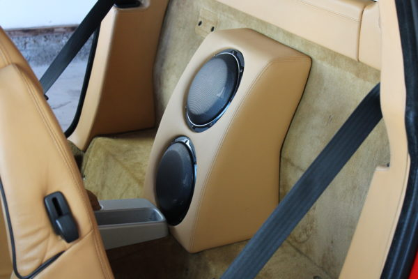 360 / 430 Dual Subwoofer