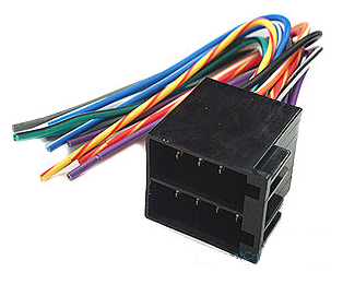 Head Unit Wiring Harness