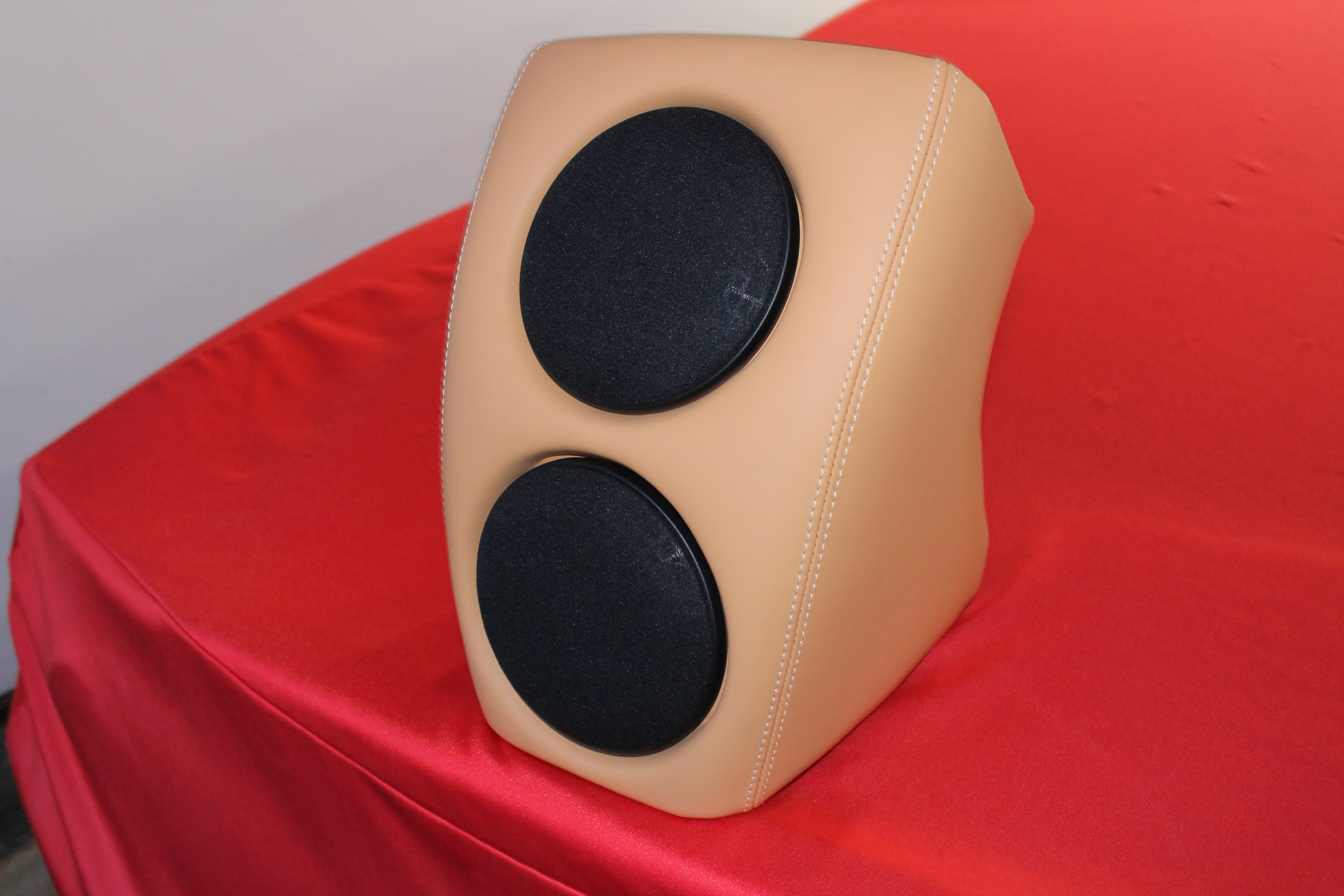 Ferrari Car Stereo Audio Speaker Sound System