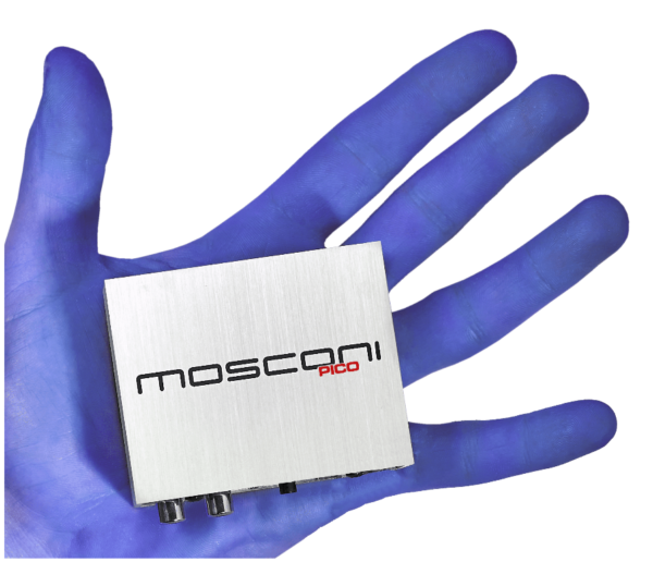 Mosconi Pico 2.0 200 Watt Amplifier