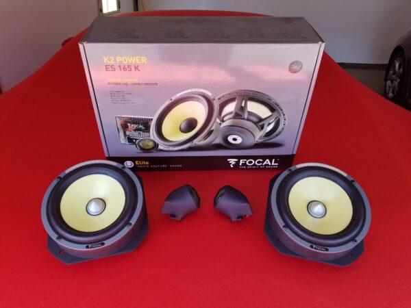 F8 Deluxe Component Speakers Upgrade